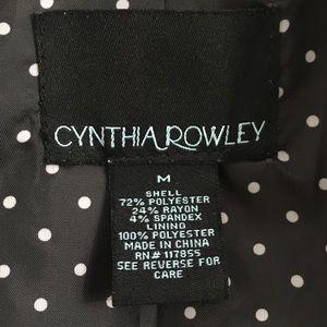 Cynthia Rowley Jackets & Coats - Neutral Beige Open Blazer Cynthia Rowley Medium
